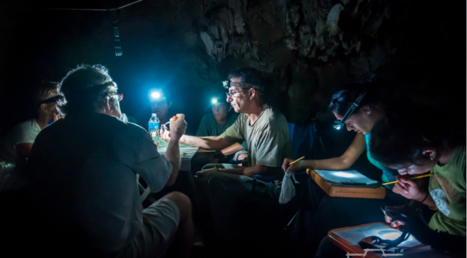 Bonaire Cave Tour Guide Certification Course